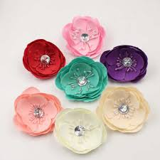 <b>10pcs</b>/<b>lot</b> 5cm <b>Artificial flower</b> pearl silk plum flower head wedding ...