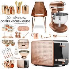Copper Kitchen Decor Guide