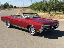 1967 GTO | GM | East Bay Muscle Cars | Gallery