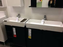 narrow bathroom sink. Long Sink Narrow Bathroom Units Undermount Large With Two Faucets R