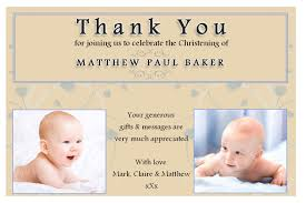 How To Create Baptism Invitations And Thank You Cards Anouk
