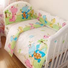 baby sheet sets baby crib bedding sets 100 cotton reactive printing baby bedding