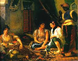 paintings delacroix ferdinand victor eugene