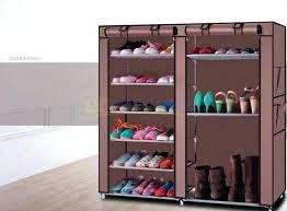 medium size of shoe storage closet door organizer ideas for small ikea hanging rack space saving