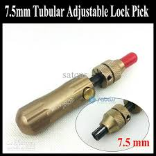 Vending Machine Lock Pick Classy 4848mm Tubular Adjustable Manipulation Lock Pick S48 Locksmith