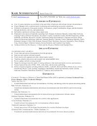resume film editor examples