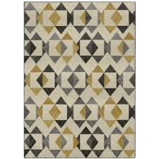aweinspiring yellow with triangles yellow area rug yellow area rug roselawnluran in yellow area rug