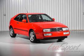 Find of the Day: Low Mile Corrado SLC - VWVortex