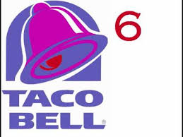 taco bell logo 666. Plain 666 And Taco Bell Logo 666