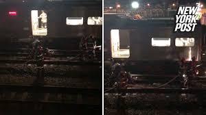 LIRR train slams into car on tracks, killing 3 people