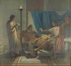 Virgil Reading the Aeneid to Livia, Octavia and Augustus