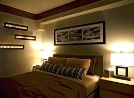 feature wall lighting. Bedroom Wall Lighting Ideas Designer Feature