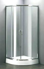32x32 shower kit corner shower kit round enclosure kits medium size of rless doors and s 32x32 shower kit
