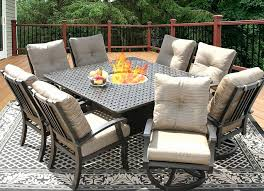 round dining table with wicker chairs awesome 8 seat patio dining set square patio dining table seats 8 furniture