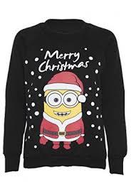 Minions Ugly Christmas Sweaters - UglySweaterSeason.com