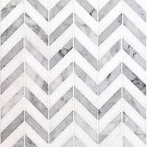 white marble tile pattern. Delighful White Talon White Carrera And Thassos Marble Tile 1 And Pattern E