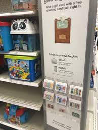 gift cards in your retail