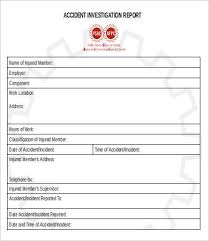 22 Accident Report Form Free Pdf Apple Pages Google Docs