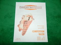 Harley Wr Flathead Specifications Instructions And Gear