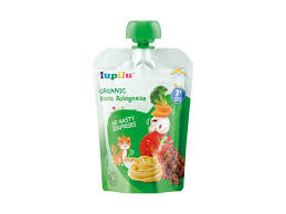 lupilu organic baby food pouches stage