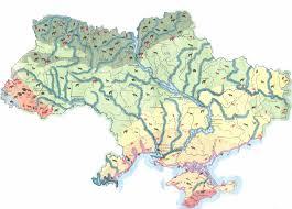 Животный мир Украины Животный мир Украины · Карта животных Украины
