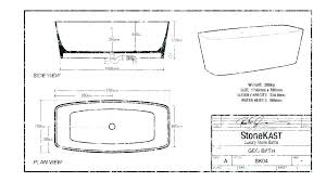 bathroom size for bathtub standard dimensions in cm framing rough uk breath size of bathtub standard