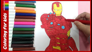 Small Picture colouring pages for kids How to color iron man coloring pages