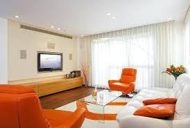 burnt orange living room furniture chairs medium size decor
