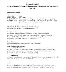 Engineering Proposal Sample Interesting Academic Project Proposal Template Project Proposal Template Free