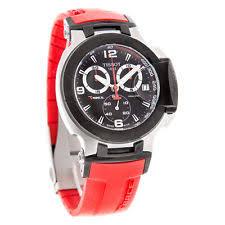 tissot t race wristwatches tissot t race chronograph mens swiss quartz watch t048 417 27 057 01