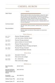 Physiotherapist Resume Sample India Luxury Resume Format For
