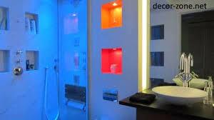 led bathroom lighting ideas. colored led bathroom lighting ideas