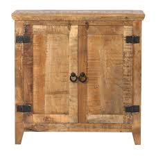 wood storage cabinets. Delighful Storage Home Decorators Collection Holbrook Natural Reclaimed Storage Cabinet For Wood Cabinets