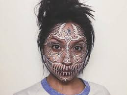 15 to for sugar skull makeup looks that win
