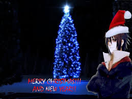 Sasuke Images Sasuke Merry Christmas Hd Wallpaper And
