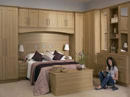 Modern Fitted Bedrooms Built Ins Are Great For More Storage Bedroom Pinterest