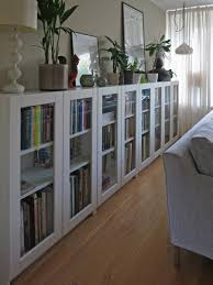 Kitchen Bookcase We Were Looking For Mid Height Bookcases With Glass Doors For Our
