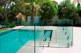 a barrier surrounding the pool must have no permanent objects or projections on the outside that could help children negotiate the barrier