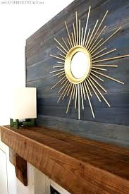 sunburst wall decor fabulous post starburst ideas gold mirror silver metal art horizontal philippi