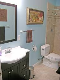 how to finish a basement bathroom the complete series finished basement bathroom vanity toilet and shower