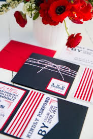 why it works wednesday red white blue wedding invitations Wedding Invitations Red And Blue red white & blue wedding invitations beyond patriotic love design via pink piggy design red white and blue wedding invitations