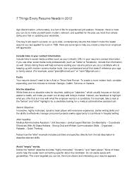 What Does A Resume Include What Needs To Be Included In A Resumes Fast Lunchrock Co Sample