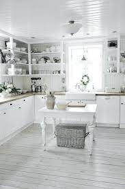 All White Kitchen Designs Decor Interesting Decorating Design