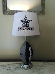 dallas cowboys floor lamp cowboys lamps photo 1 lamprey