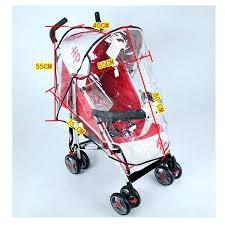 Uppababy Vista Rain Cover Baby Stroller Cover S Baby Vista Stroller ...