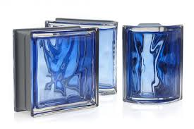 seves glass blocks range made in ital and czech republic