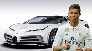 The juventus superstar ordered the luxury bugatti centodieci earlier… Cristiano Ronaldo Spends 10million On Luxury Bugatti Centodieci One Of Only Ten Ever Made
