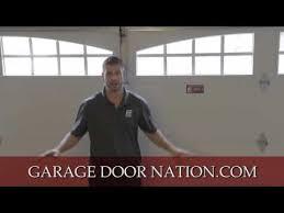 how to level a garage doorHow to Level  Balance A Garage Door  YouTube