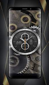 New Silver Luxury Watch Wallpaper 2020 ...