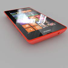 Nokia Lumia 525 Red